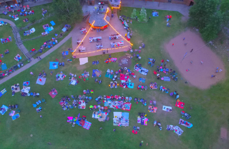 Gatherings at Lakewoods Resort.