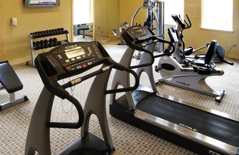 Fitness Room at The Inn at St. John's