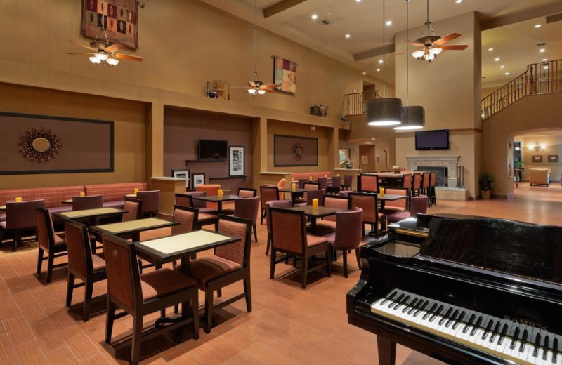Dining at Hampton Inn & Suites Goodyear.