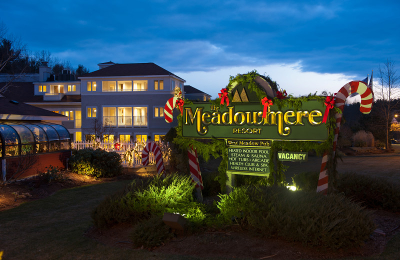 Holidays at The Meadowmere Resort.