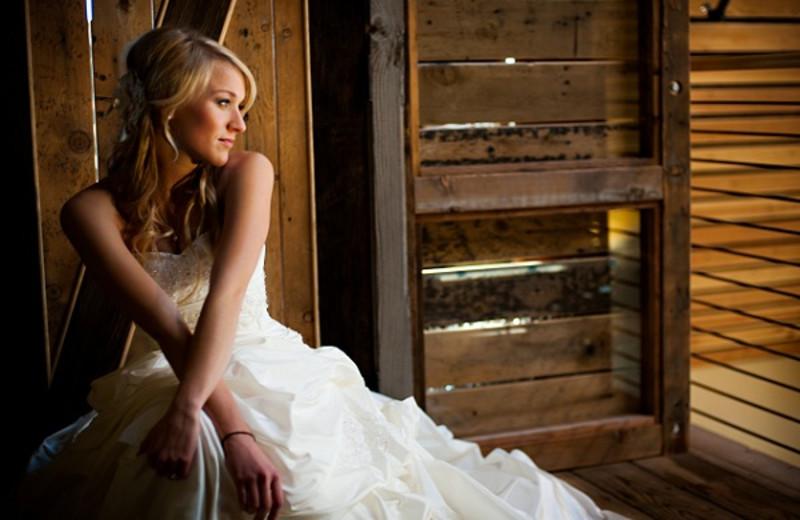 Bride at Brasada Ranch