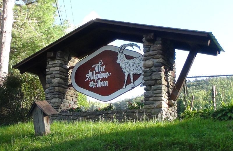 Welcome to The Alpine Inn.