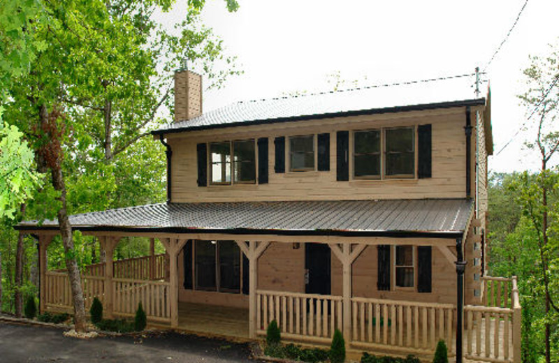 Pigeon Forge Vacation Rentals Cabin 5 Bedroom Luxury Log