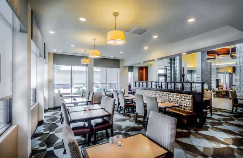Dining at Hilton Garden Inn Phoenix North Happy Valley.