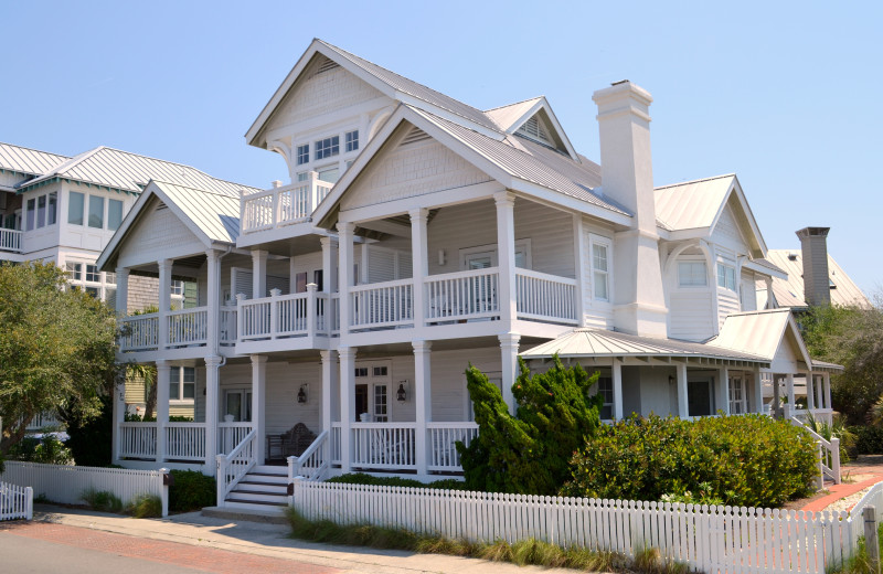 Exterior view of The Inn at Bald Head Island.