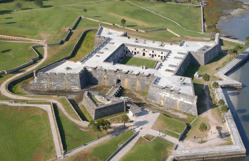 Fort near St. Augustine Beach Vacation Rentals.