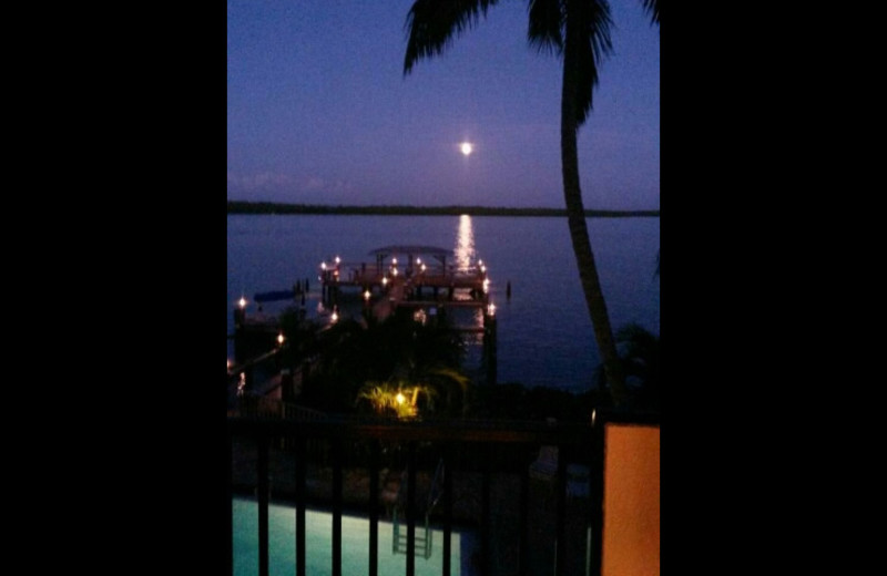 Beach view at Sunrise Bay Resort & Club Condominium.