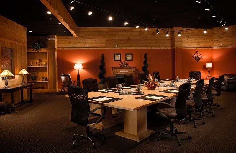 Meeting room at Grand Traverse Resort.