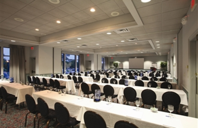 Event space at Harbourtowne Golf Resort