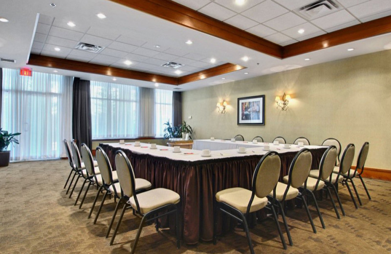 Meeting room at Summit Lodge & Spa Whistler.