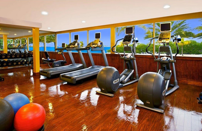 Fitness room at The Inn at Key West.