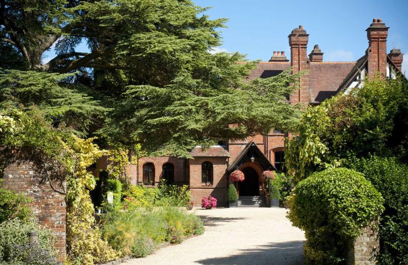 Exterior view of Careys Manor.