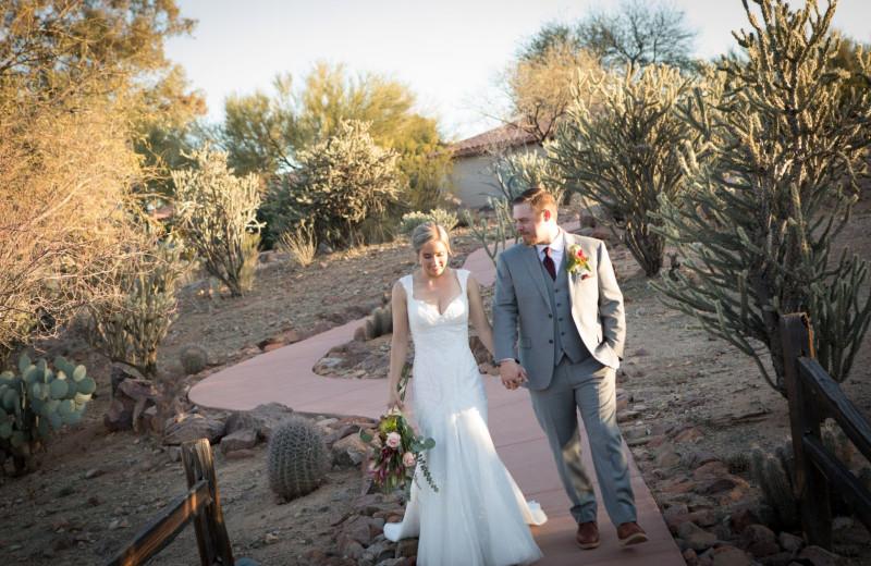 Weddings at Rancho De Los Caballeros.