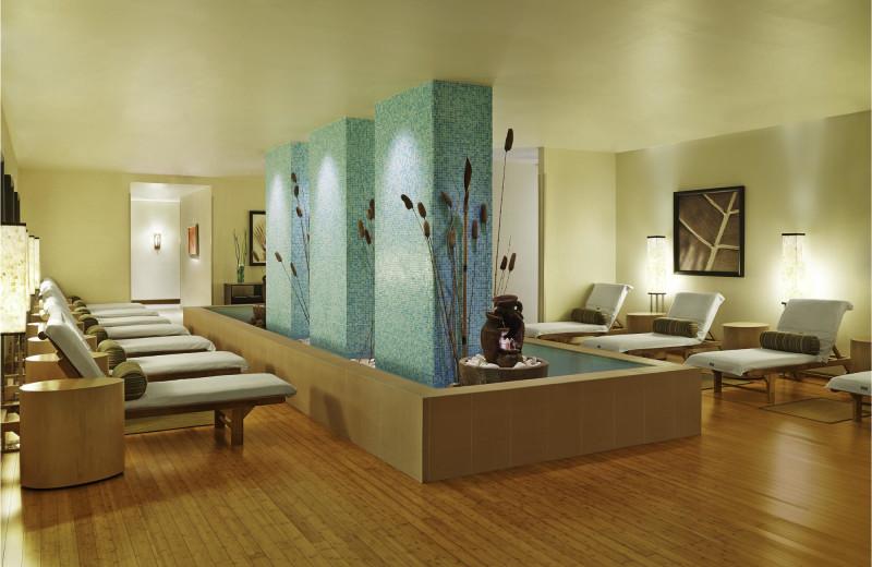 Spa room at The Westin Dawn Beach Resort & Spa, St. Maarten.