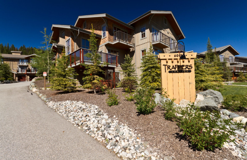 Exterior view of Bear Country Property Management Ltd.