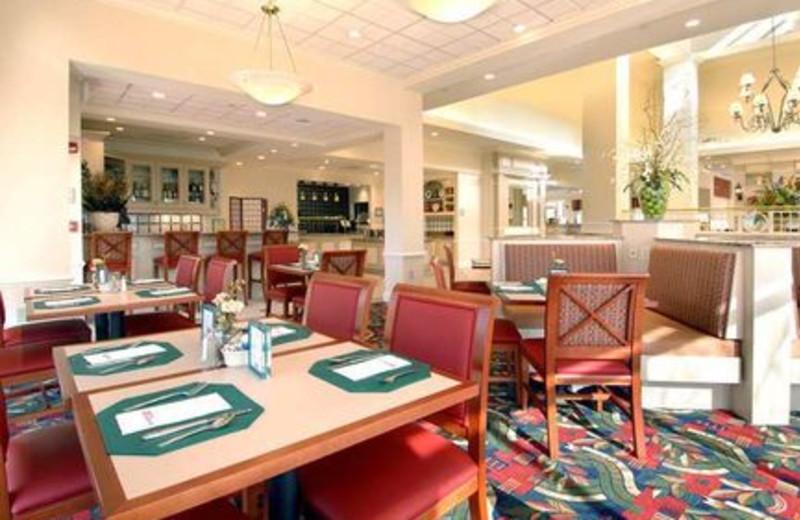 Dining Area at Hilton Garden Inn Myrtle Beach