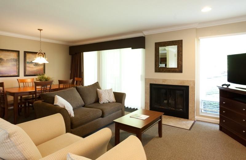 2 Bedroom Condo at Grand Traverse Resort.