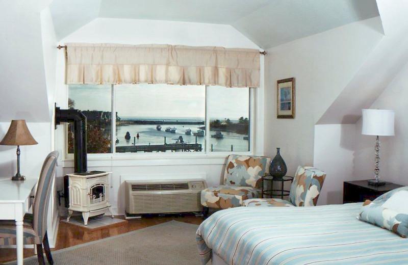 Bedroom at The Nonantum Resort