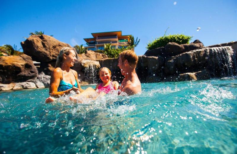 Pool at Honua Kai Resort & Spa.