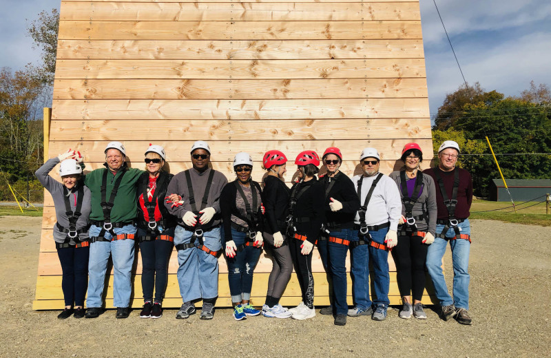 Team Building at Honor's Haven Retreat & Conference