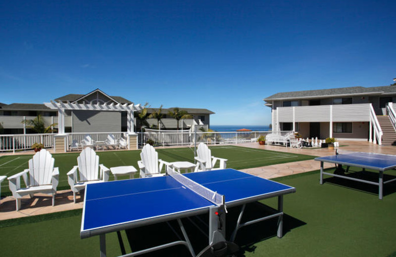 Outdoor Games at Pismo Lighthouse Suites