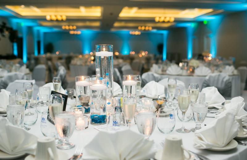 Weddings at The Ridge Hotel