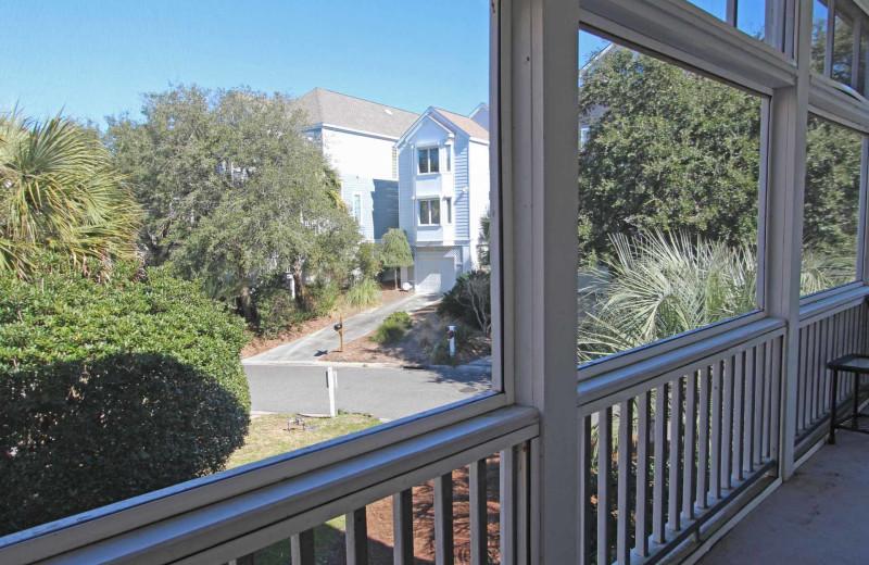Balcony at Ocean Point 18.