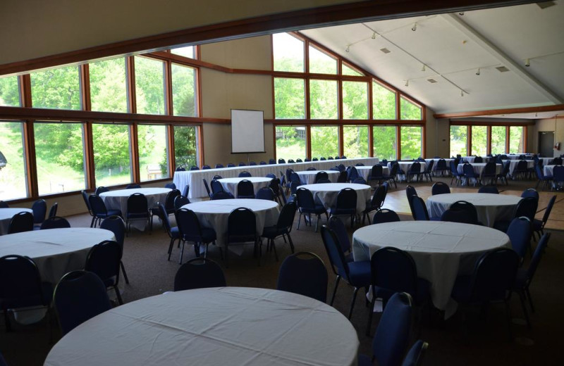 Meetings at Devils Head Resort & Convention Center.