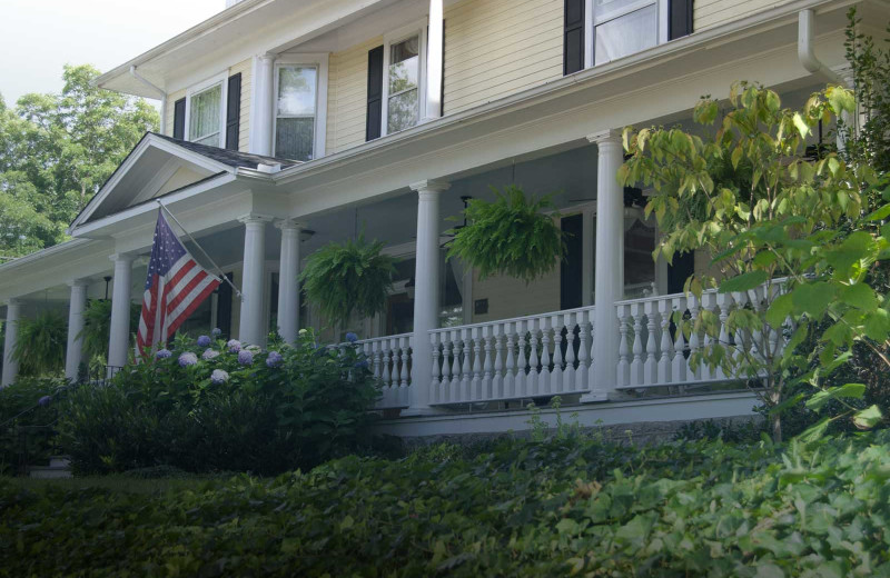 Exterior view of Elizabeth Leigh Inn LLC.