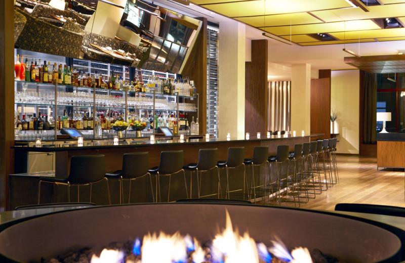 Bar view at The Westin Riverfront Resort & Spa.