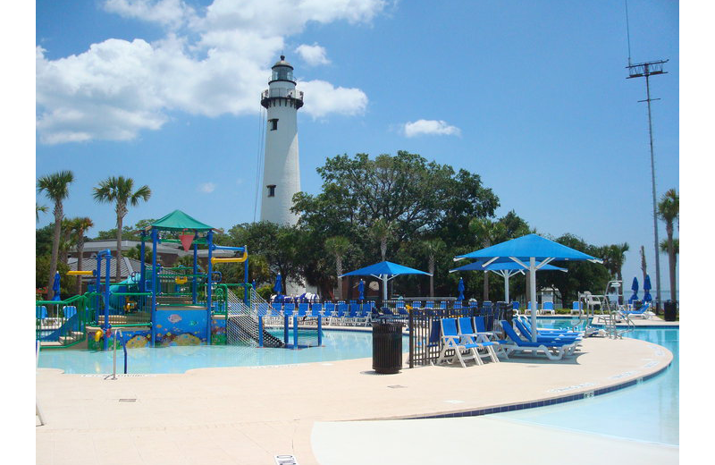 Waterpark near Ocean Inn & Suites.