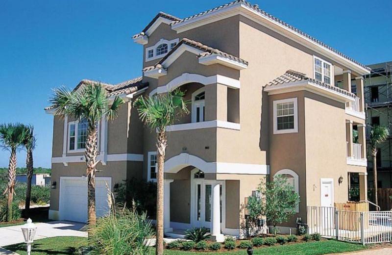 Vacation rental exterior at Newman-Dailey Resort Properties, Inc.