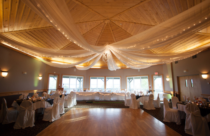 Wedding at Eganridge Resort, Country Club & Spa.