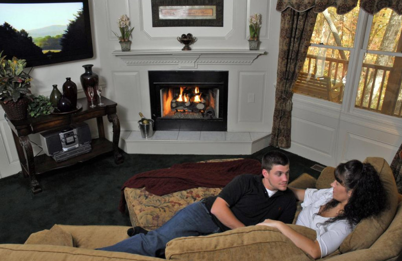 Couple at Forrest Hills Resort.
