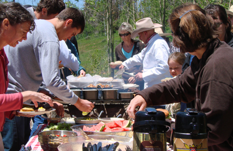Family Meals at Latigo Ranch