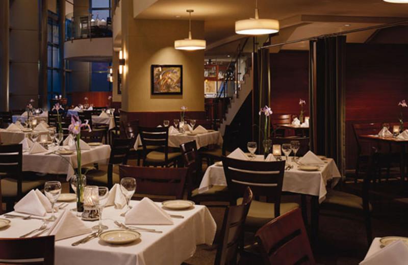 McCormick & Schmick's Seafood Restaurant at Omni San Diego Hotel.