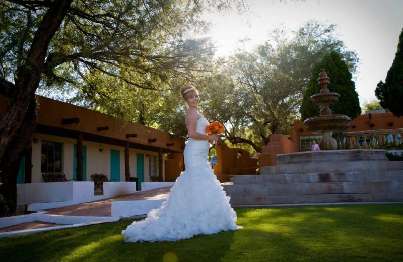 Wedding at Corona Ranch Tucson.