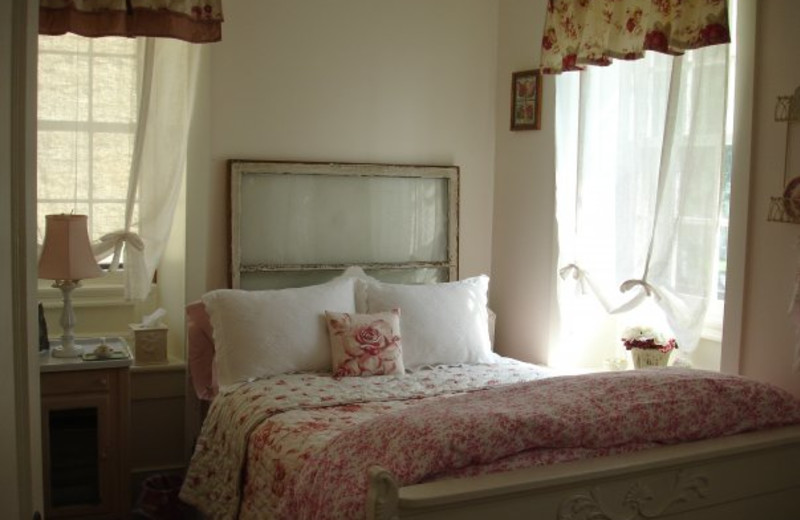 Cottage Bedroom at The Cothren House