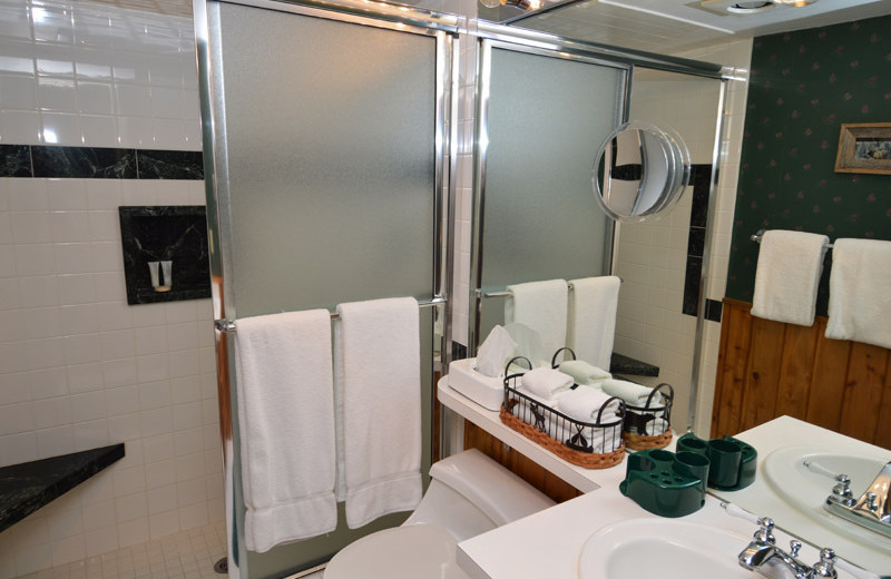 Rental bathroom at Frias Properties of Aspen - Chateau Dumont #2.