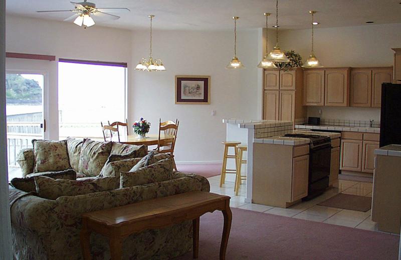 Rental Interior at Grey Fox Inc Vacation Rentals