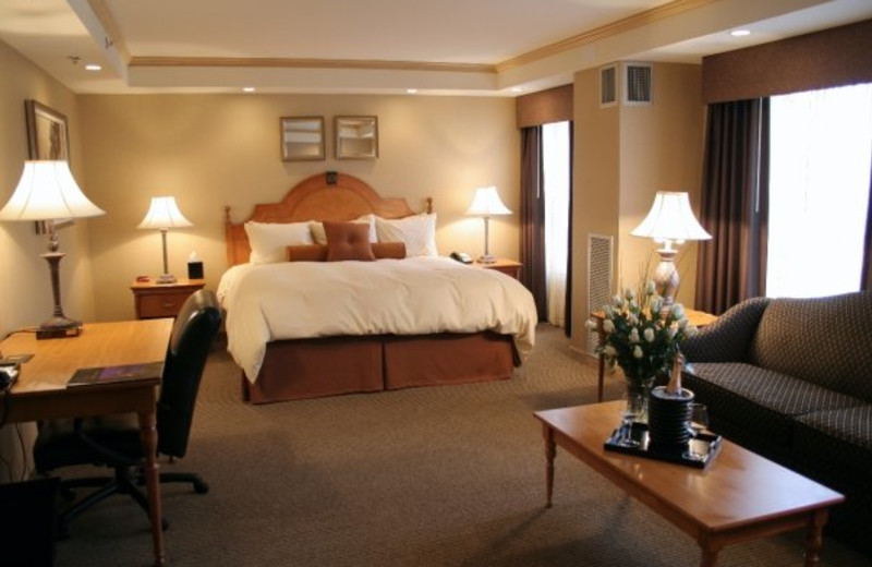 Guest Suite at the Ambassador Hotel