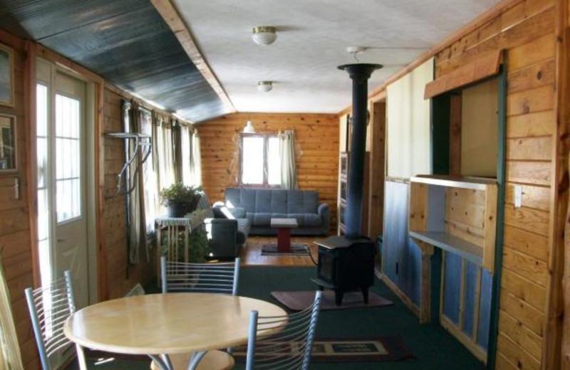 Condo Interior at Lady Bug Lodge
