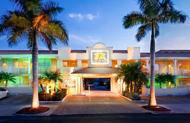 Exterior view of Inn At The Beach Resort.
