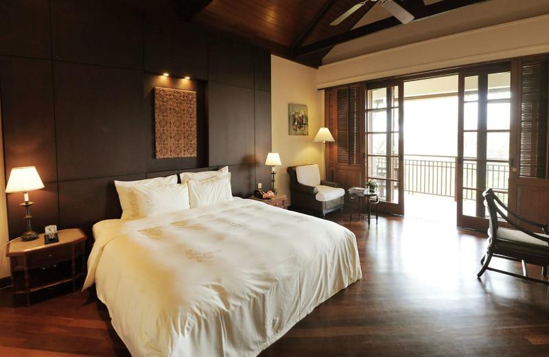 Guest room at Furama Resort Danang.