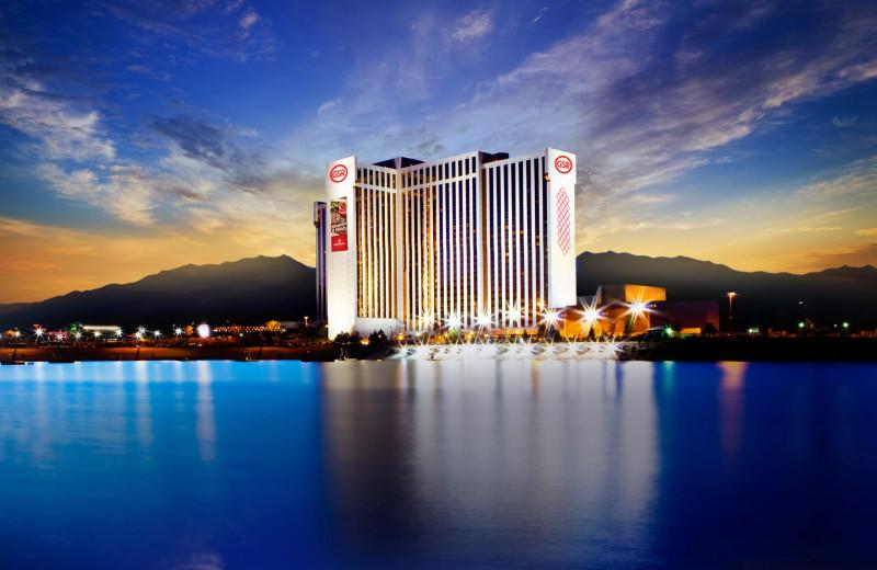 Exterior view of Grand Sierra Resort and Casino.