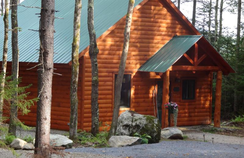 Front of Cabin #3 - Blackberry Bend
