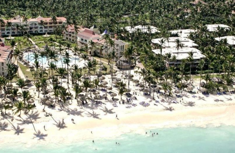 Beach at Grand Sirenis Riviera Maya Resort and Spa.