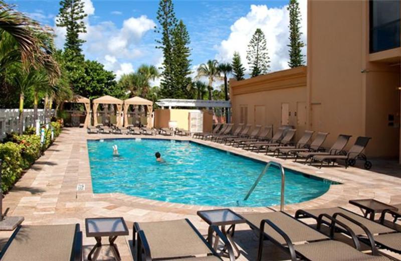 Swimming Pool at Wyndham Deerfield Beach Resort