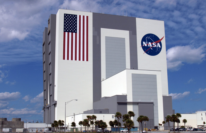 Kennedy Space Center near Leabridge Vacations.