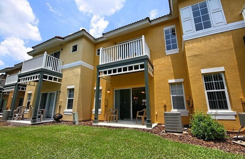 Vacation rental exterior at Vista Cay Inn.